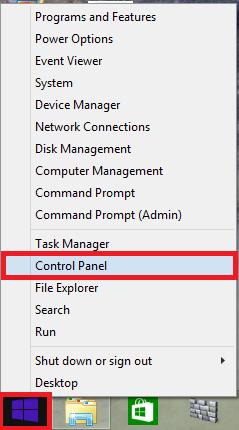 System Restore in Windows