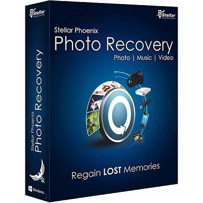 Stellar phoenix photo recovery software