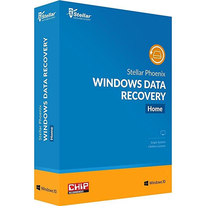 stellar phoenix data recovery software