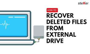 Recover Deleted Files from hard Drives