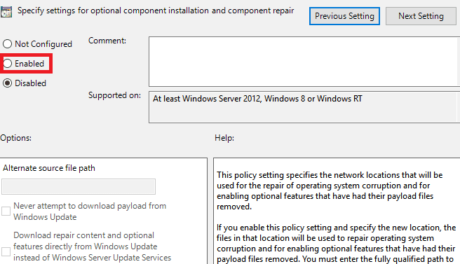 How to fix windows 10 error 0x800F081