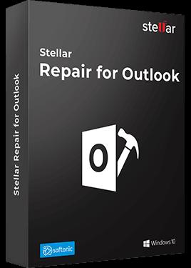 Stellar Outlook PST Repair Software