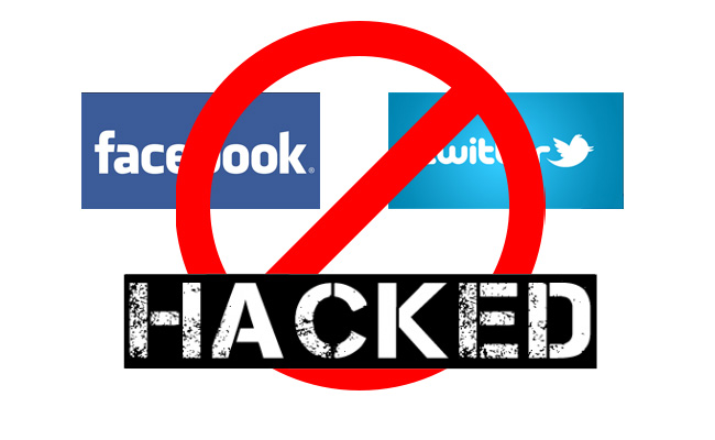 How to keep Hackers out of your Facebook and Twitter Accounts