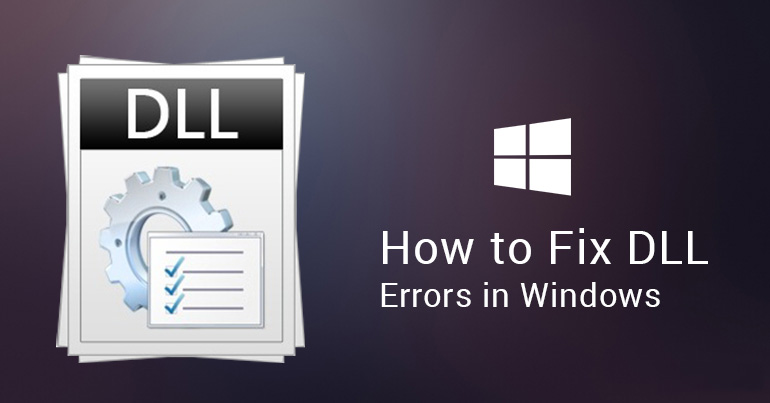 common DLL errors and their fixes