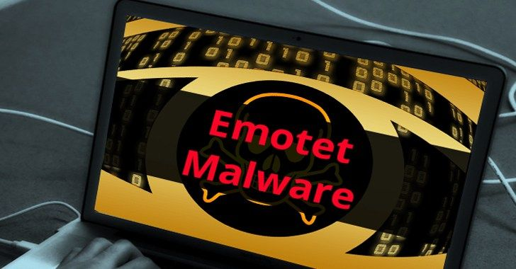 Emotet Malware Removal